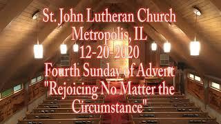 12-20-2020 Rejoicing No Matter the Circumstance