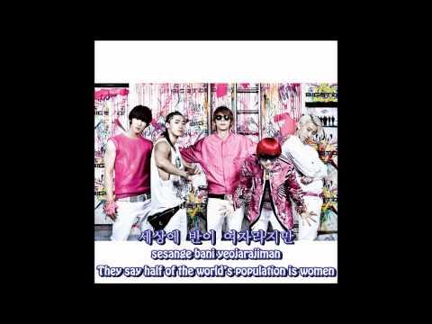 [ENG SUB + ROM + KOR] Bigstar - Baby Girl