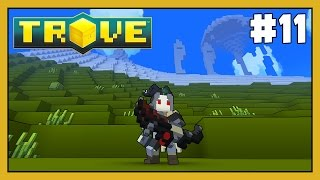 Trove #11 - Apresentando a nova classe Shadow Hunter!