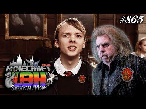 WIESO kam WURMSCHWANZ nach Gryffindor?! | Let's Build Hogwarts #865