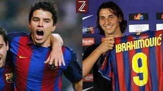 Los Peores Fichajes del Barcelona | ¿Paulinho?, Zlatan...