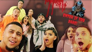 VISITING THE SCARIEST HAUNTED PLACE IN LOS ANGELES!! FT. KB & KARLA, JCOOK & JK NATION