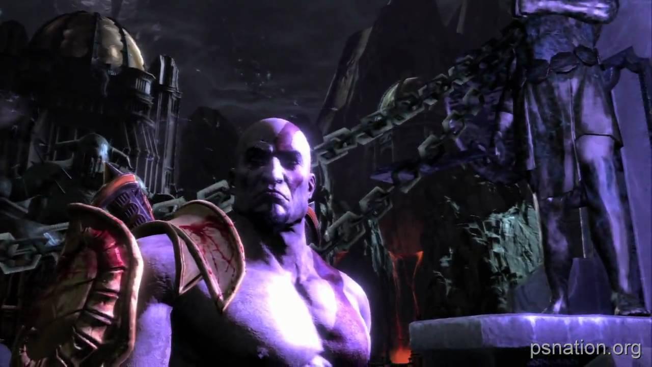 God Of War Gameplay God of War 3 - ...