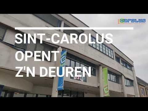 Sint-Carolus | Opent z'n deuren: Overzicht campussen