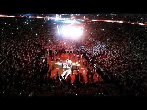 Miami Heat Intro 2014-Playoffs: Game 2 vs. Brookyln Nets