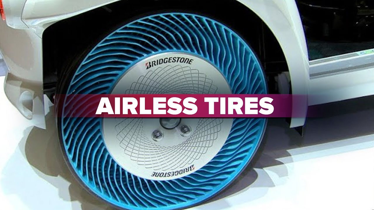 Bridgestone Airlesstires Automotive