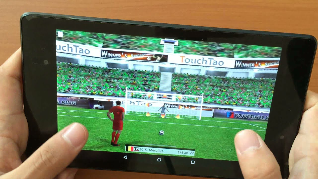 10 best soccer games and European football games for Android!