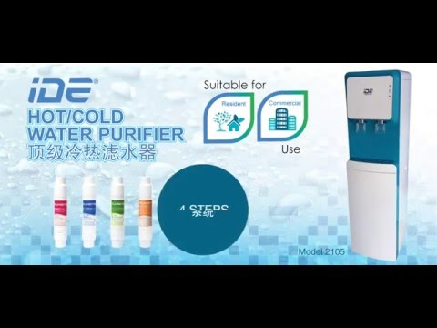 IDE One Stop Water Filter Solutions Center by Adego Productions
