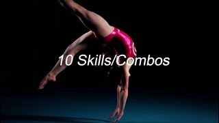 10 Skills/Combos We Really Want/Wanted to See Performed in Competition