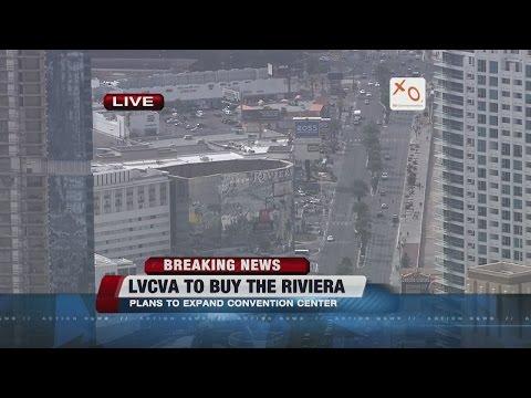 LVCVA buying Riviera