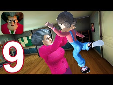 Scary Teacher 3D - Gameplay Walkthrough Part 9 - New Levels (iOS) from YouTube · Duration:  24 minutes 13 seconds