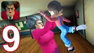 Scary Teacher 3D - Gameplay Walkthrough Part 9 - New Levels (iOS)