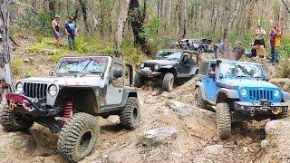 Australian Jeep Jamboree - Widow Maker 4x4