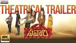 Telugutimes.net Savaari Movie Theatrical Trailer