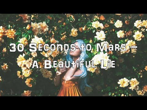 30 Seconds to Mars - A Beautiful Lie [Acoustic Cover.Lyrics.Karaoke]