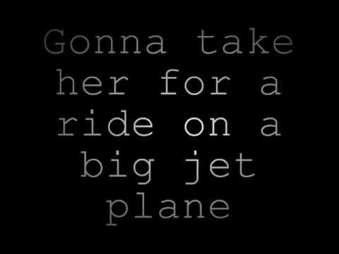 Big Jet Plane - Angus and Julia Stone Lyrics