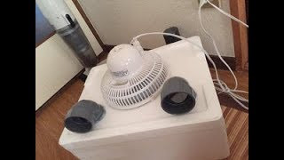 【DIY】夏の暑さ対策!手作りのクーラー(冷却装置)がコスパ最強♡~Measures against summer heat! Handmade cooler (cooling device)