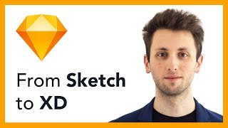 How to export a Sketch App file into Adobe XD - With Editable Text