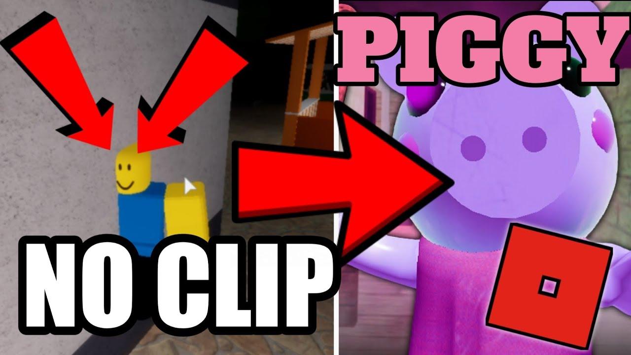 Working New Piggy No Clip Glitch 2020 Roblox Piggy Youtube