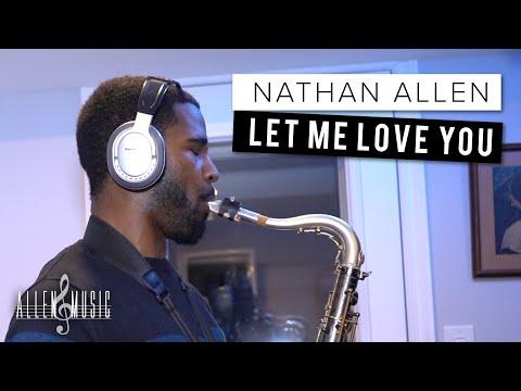 Mario - Let Me Love You - Tenor Saxophone Cover