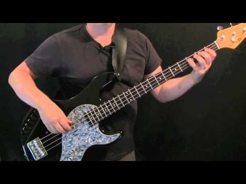 How To Play Bass To Love Shack Youtube