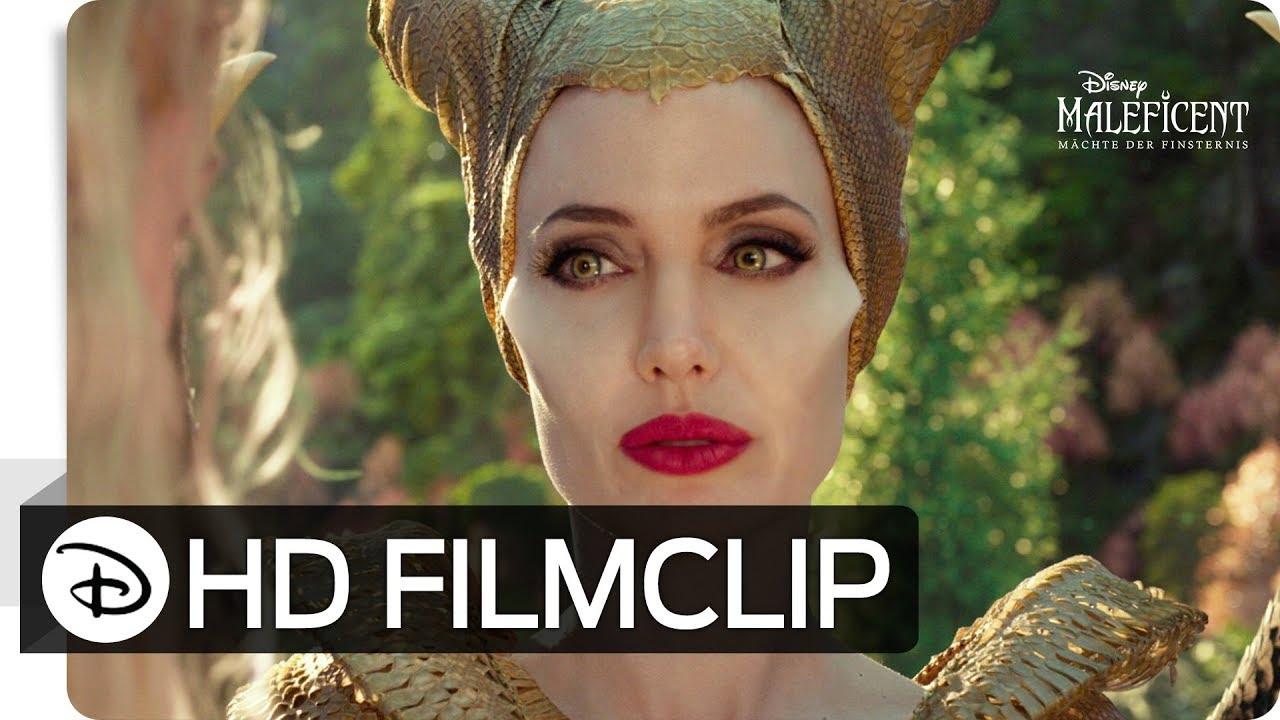 MALEFICENT: MÄCHTE DER FINSTERNIS – Filmclip: Verwandle ihn in eine Ziege   Disney HD