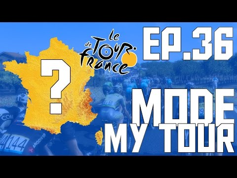 Tour de France 2016 | Mode My Tour | Ep.36