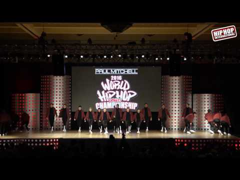 The Capital - New Zealand (MegaCrew Division) @ #HHI2106 World Prelims
