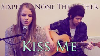 Natalie Lungley - Kiss Me - Sixpence None The Richer Acoustic Cover HD HQ (Unsigned Artists)