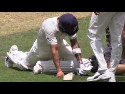 Virat Kohli होंगे Melbourne test से बाहर।