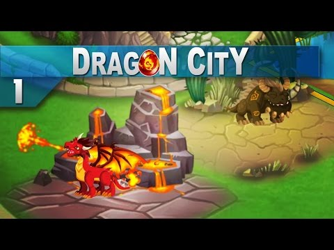 Dragon City: Episode 1 - New Dragons!