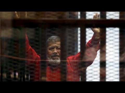 Egypt sentences ex-president Mohammed Morsi to three years in jail for insulting the judiciary