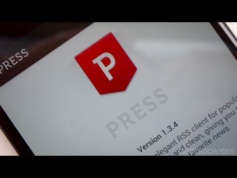 A refreshed look at Press