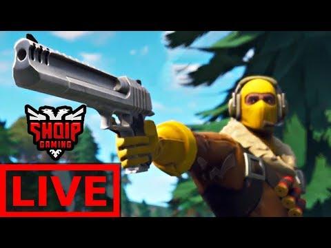 Fortnite SHQIP Live - Shkojm për Fitore !! - SHQIPGaming thumbnail