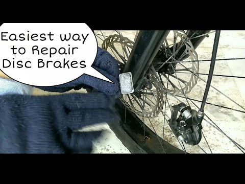 How to Repair Disc Brake | MTB Disc Brake Problem?