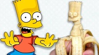 Muzdan Bart Simpson Yaptık Hayaller ve Gerçekler