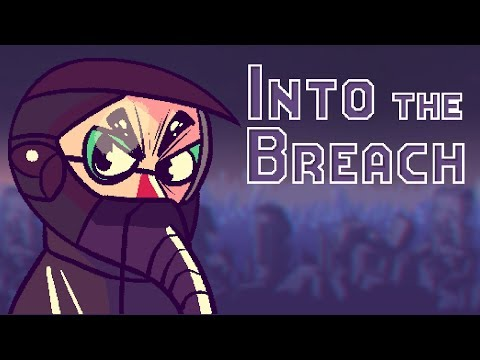 Into the Breach - Northernlion Plays - Episode 1 [4D Chess]