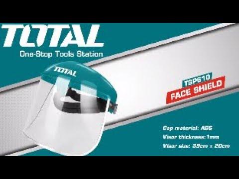TOTAL Face shield TSP610