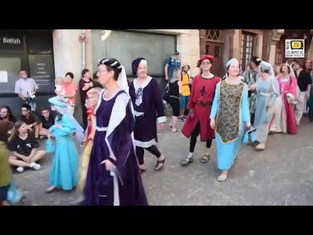Josselin. Festival médiéval : revivez le grand défilé