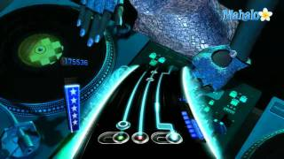 "DJ Hero 2-Expert Mode-""Soulja Boy"" vs ""Ridin""-5 Stars"