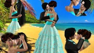 The Sims 3:Сериалы от Studio K.A.K. Первый танец молодых