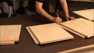 How To Build An Entertainment Center - Part 1