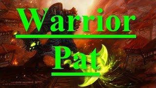 Warrior Pat PVP, воин Пэт ПВП (русские субтитры)