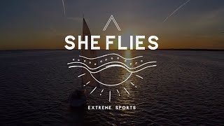 Happy Birthday She Flies - Celebrating our first year!