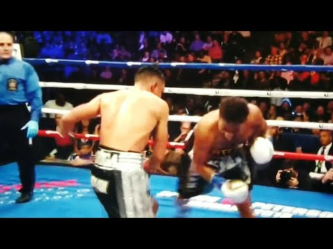 SHAWN PORTER VS ADRIAN GRANADOS POST FIGHT TALK WITH DBN