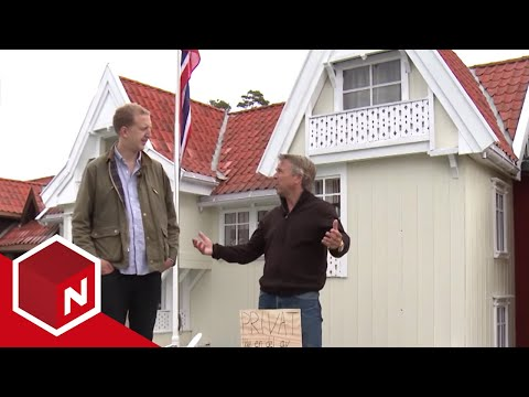 Mini Jacobsen i boligtrøbbel | Kjendiskveld | TVNorge