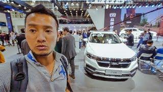 Chi tiết Zotye T500 - Chiếc Q5 phiên bản Trung Quốc |XEHAY.VN|