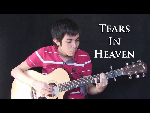 Tears in Heaven - Eric Clapton (fingerstyle guitar cover)