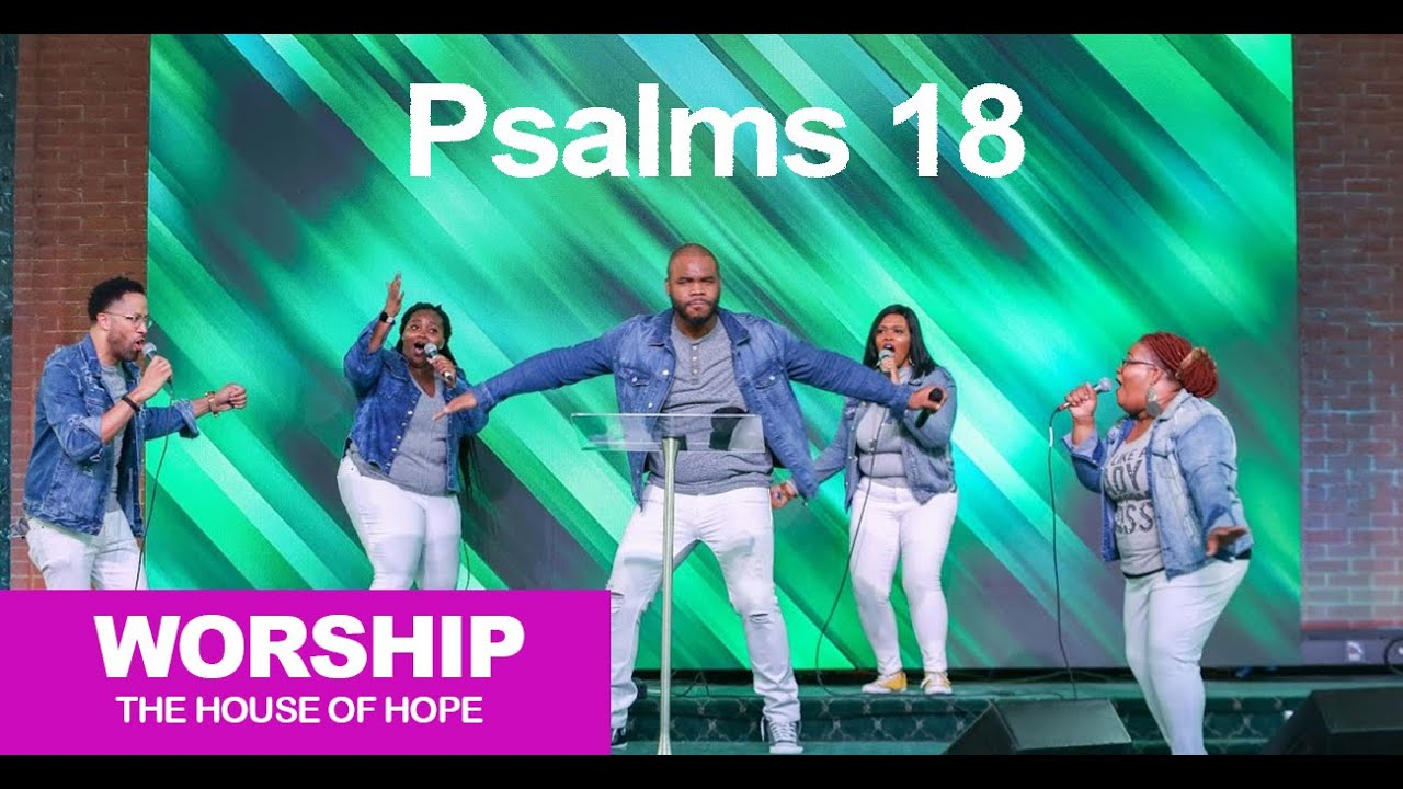 Psalms 18 (I Will Call On The Name) song by Greg Kirkland ft. Dr. Smith