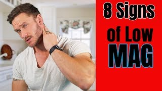 8 Tell Tale Signs of a Magnesium Deficiency